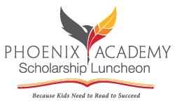 Phoenix Academy Luncheon Scholarship Logo