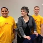 Dr. Pickle & Phoenix Academy students