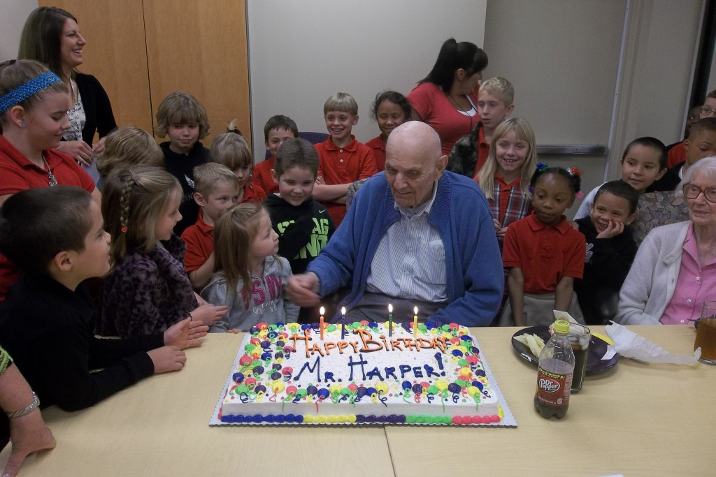 Phoenix Academy Celebrates with Mike Harper