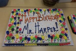 Happy Birthday Mike Harper