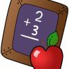 apple_and_slateboard
